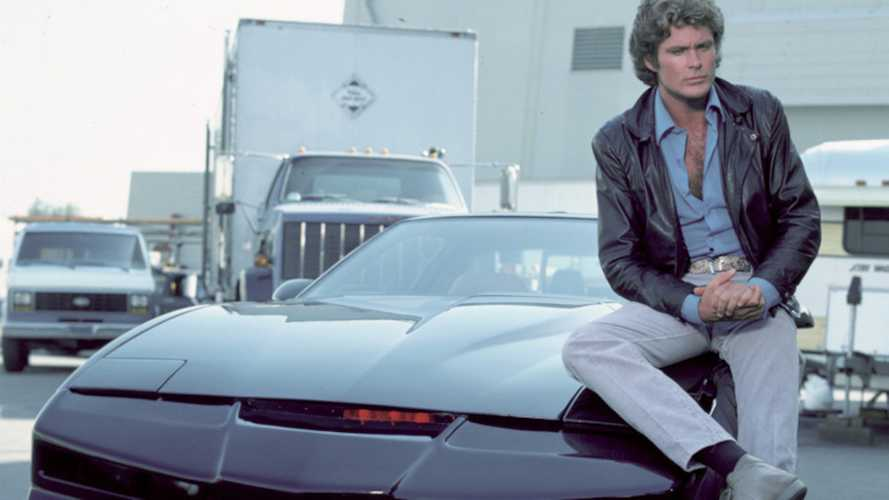 Hollywood not done with Knight Rider, movie in development