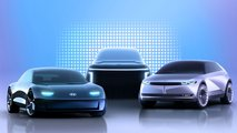 Hyundai gründet Submarke Ioniq und kündigt Ioniq 5, Ioniq 6 und Ioniq 7 an
