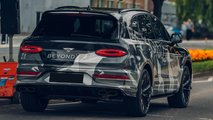 Bentley Bentayga Speed (2020), тизеры