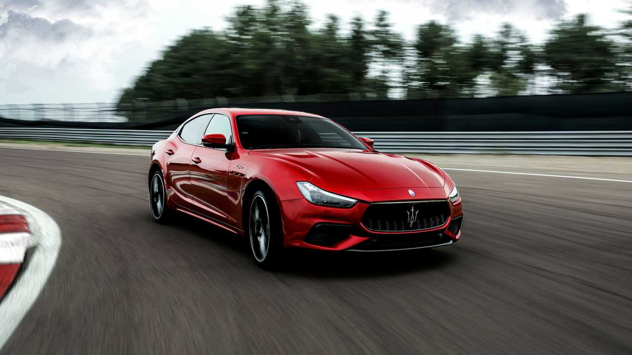Den Maserati Ghibli gibt es als Vorführwagen für 699 Euro monatlich