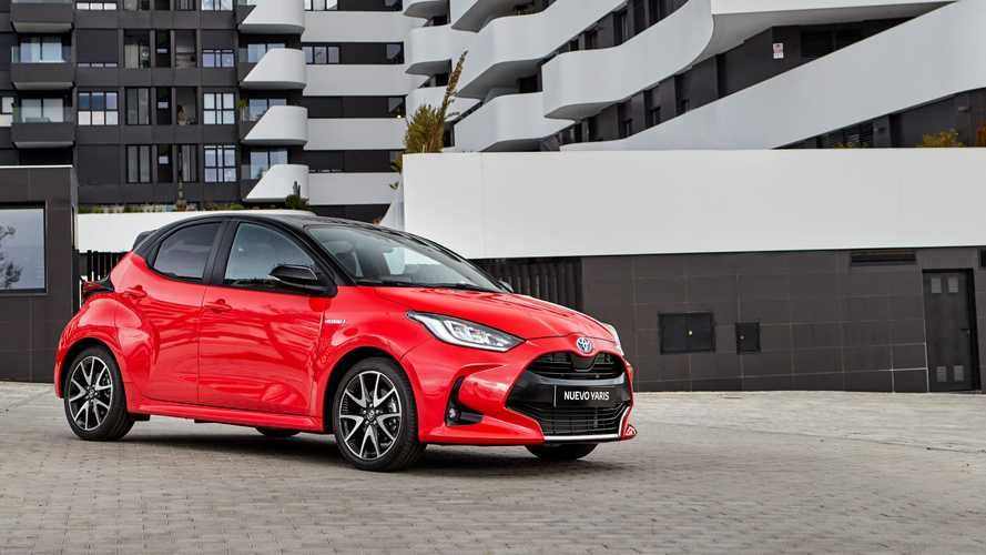 toyota yaris premiere edition 2021 frontal foto