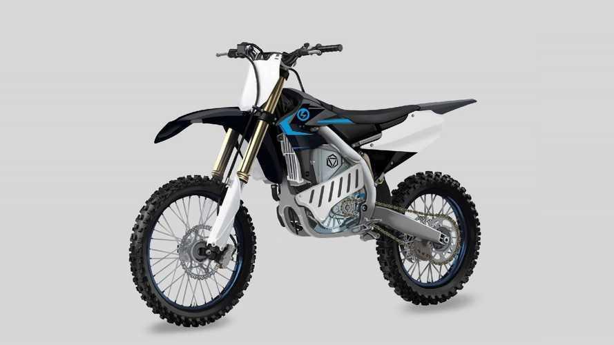 Yamaha punta sul motocross elettrico con EXM Bike