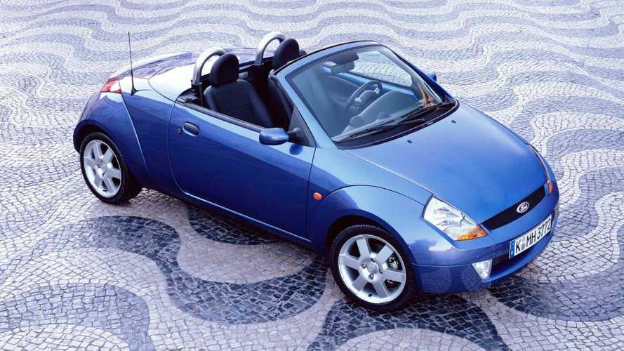 Ford Streetka (2003-2005): Klassiker der Zukunft?