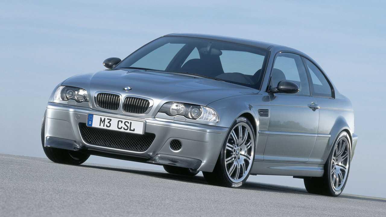 BMW M3 (E46) CSL