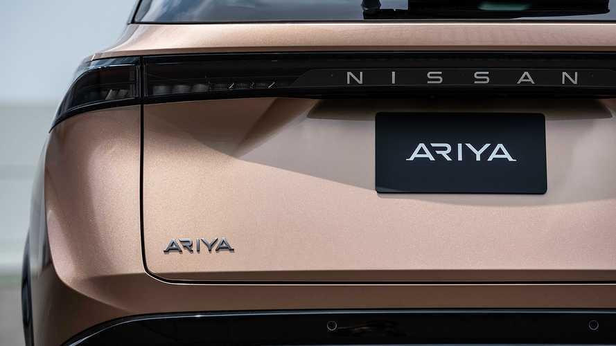 Почему Nissan Ariya получил такое имя