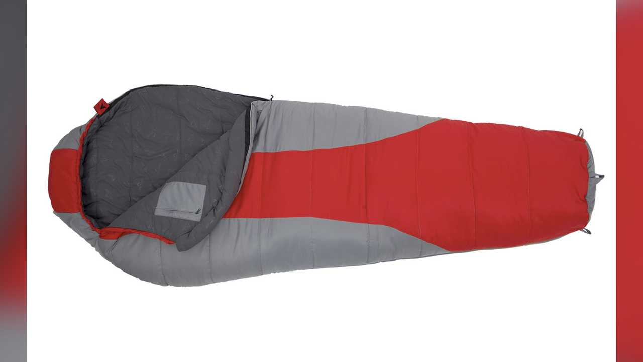 Tracker 5 Short 0 Degree Ultralight Mummy Sleeping Bag