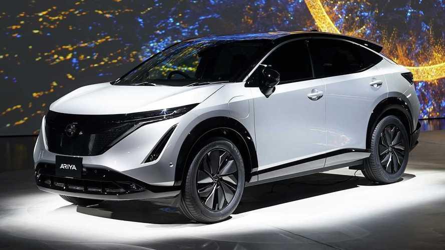 Nissan Ariya, 1º SUV elétrico da marca, está confirmado para o Brasil