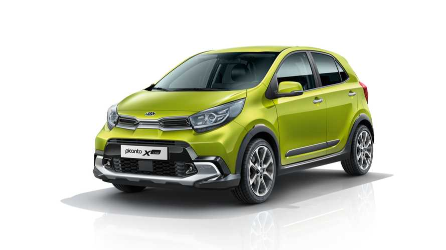 Kia Picanto Facelift Unveiled For Europe With New Engine And Gearbox