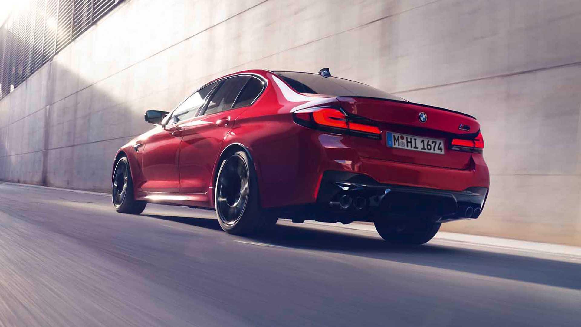 ¿Te imaginas un BMW M5 eléctrico con 1.000 CV? Puede ser realidad...