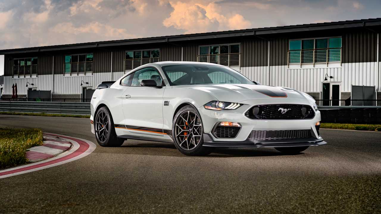 2021 Mustang Gt500 Style