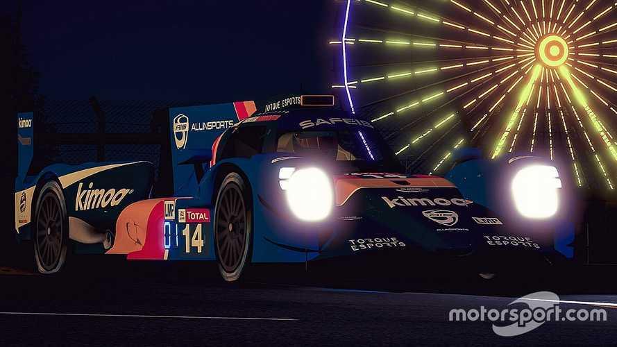 24H Le Mans Virtuales 2020: Alonso saldrá 13º y Verstappen, 5º