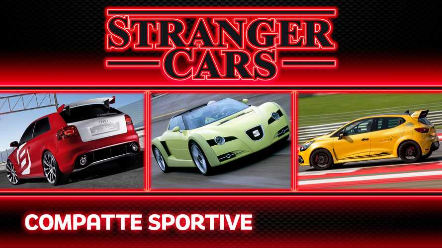 Stranger Cars, quando le compatte vogliono fare le cattive