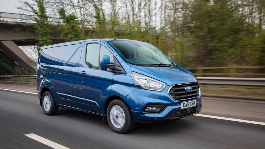 Van insurance premiums hit a record high in March, figures suggest