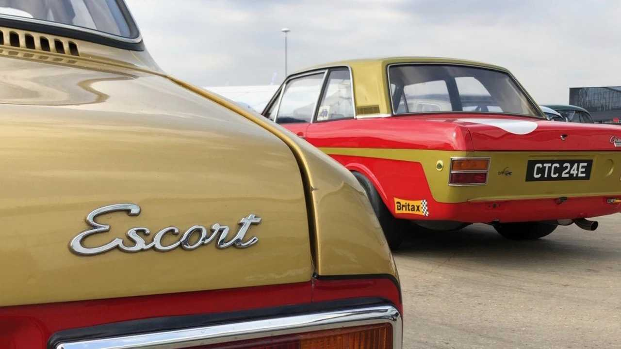 60 years of BTCC at Silverstone Classic