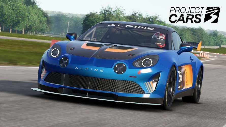 Project Cars 3 - La liste des voitures jouables dès le lancement