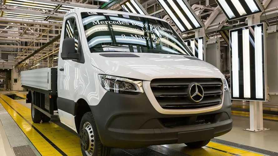 Merceder Sprinter, quattro fabbriche per Europa e America