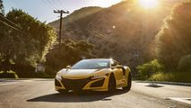 2020 Acura NSX: Review