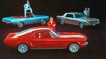 L'histoire de la Ford Mustang Mach 1