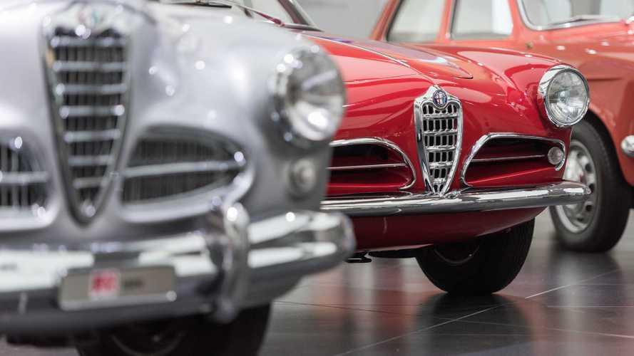Suivez l'anniversaire des 110 ans d'Alfa Romeo ici-même