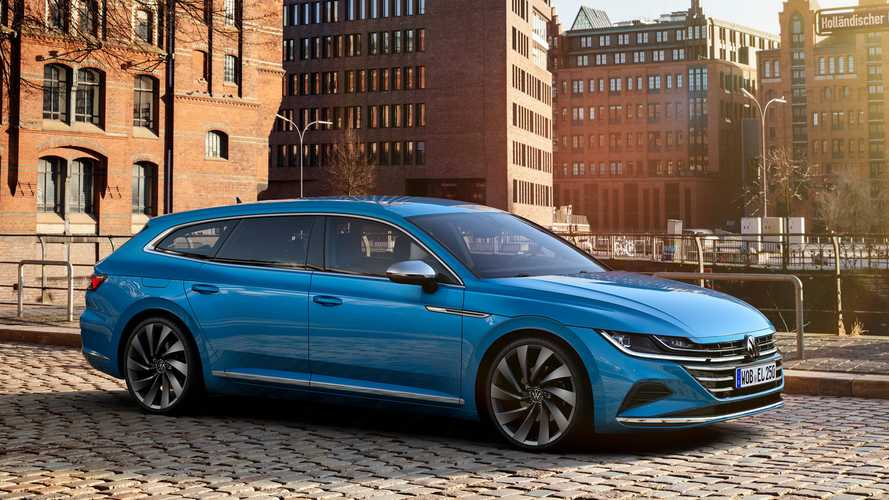 2020 Volkswagen Arteon Shooting Brake
