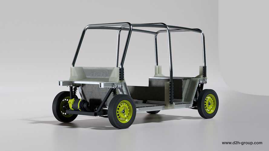 UK consortium working on 'modern Tuk-Tuk'