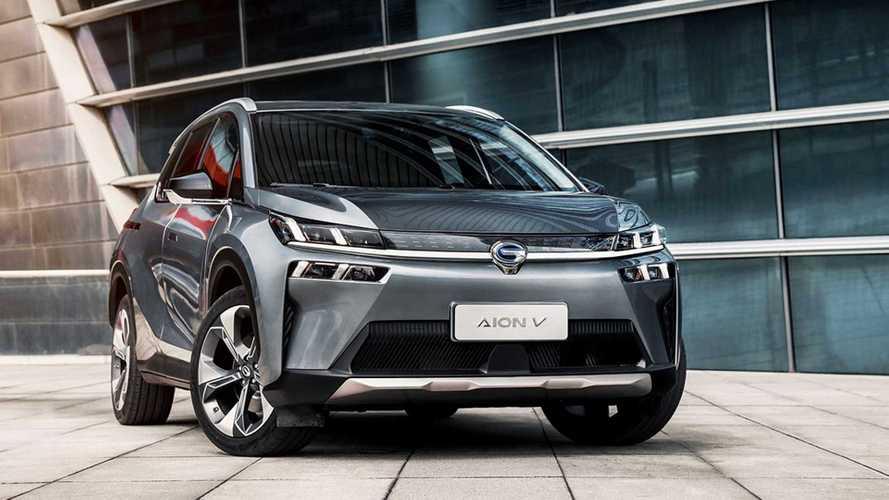 Primeiro carro com tecnologia 5G no mundo é um belo SUV elétrico chinês