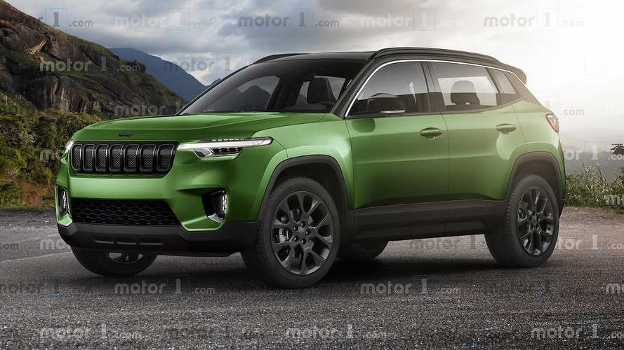 Tiny Jeep Built On French Underpinnings To Slot Below Renegade In 2022
