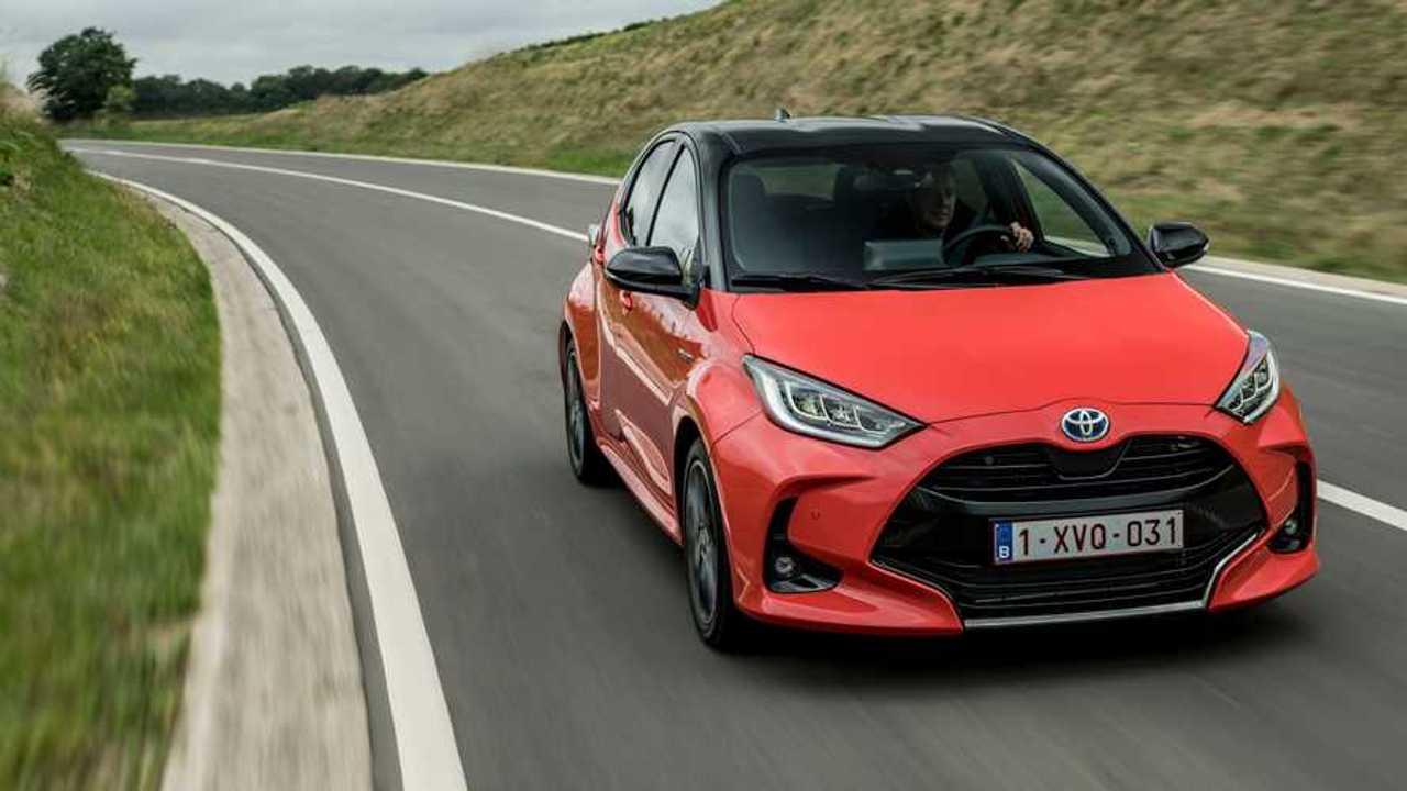 Garantía oficial de diez años en los Toyota