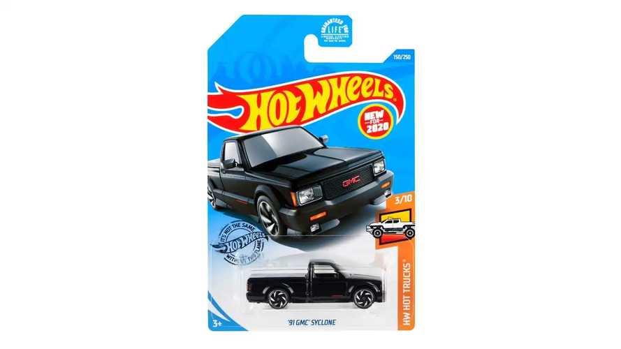 1991 GMC Syclone Hot Wheels