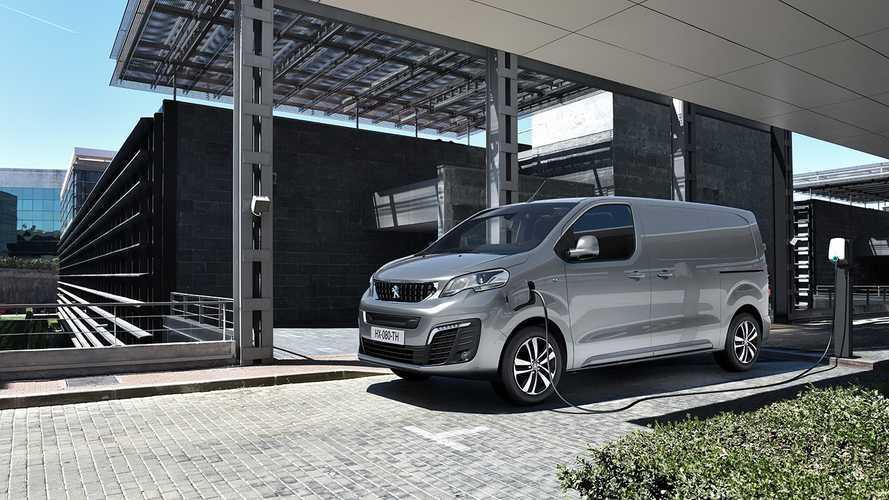 Peugeot présente le e-Expert, un camion pour les entrepreneurs verts