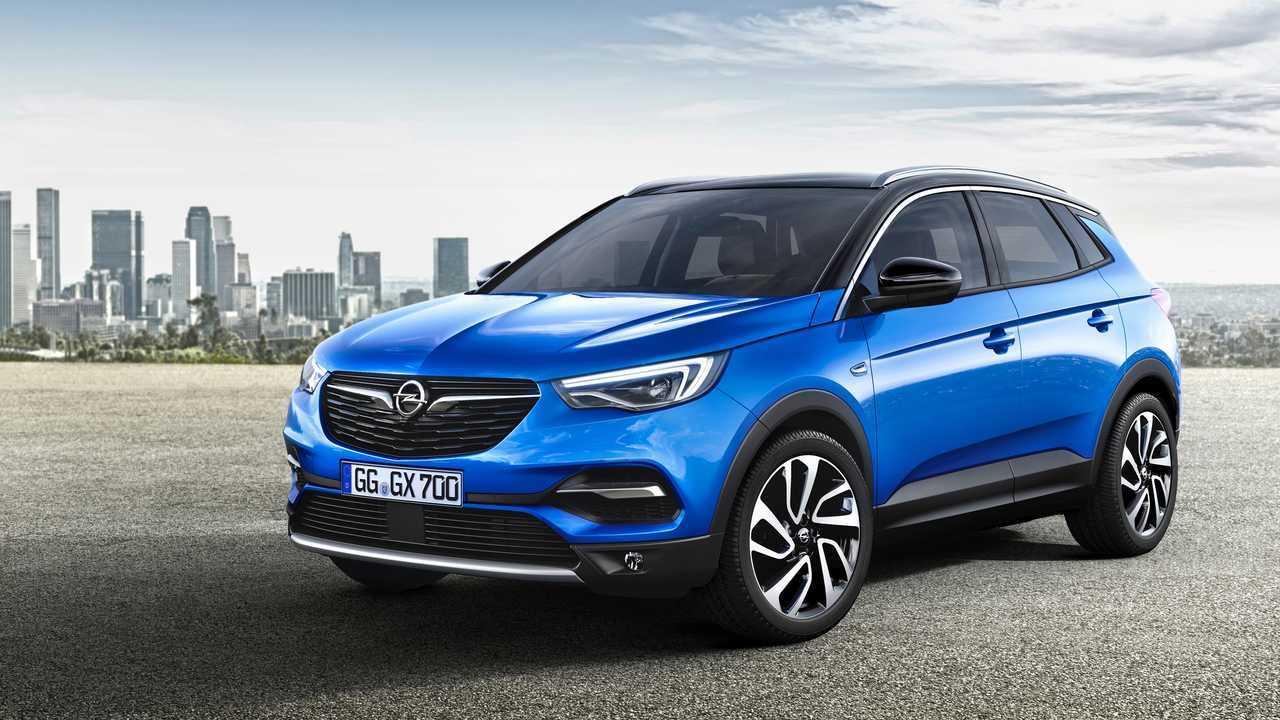 Opel – 4 шт.