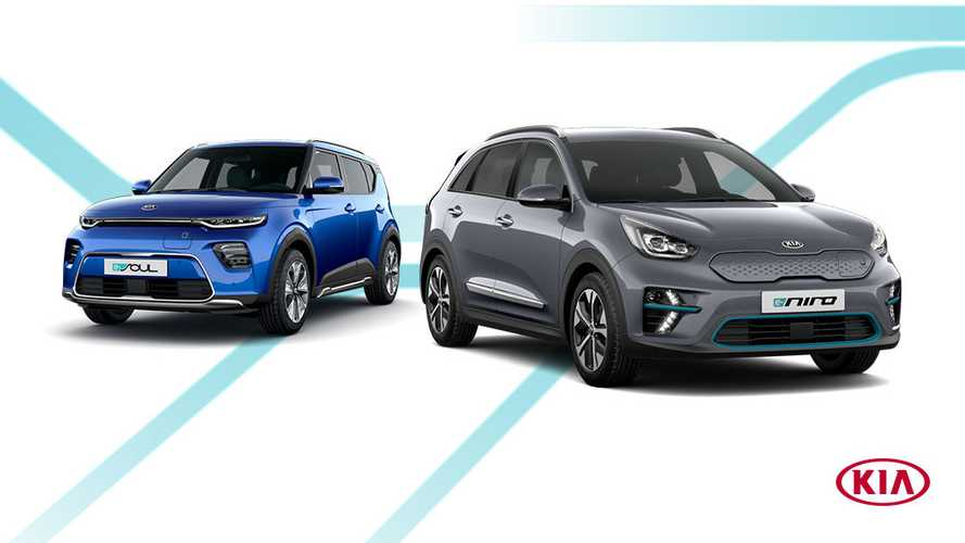 Kia Outlines Plans For Battery Electric Car Sales Expansion In Europe