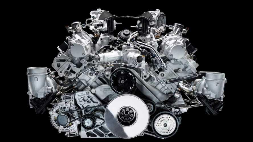 Maserati'nin yeni Nettuno motoru,
