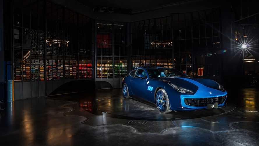 Garage Italia vende un Ferrari GTC4... y un Abarth 595 a juego