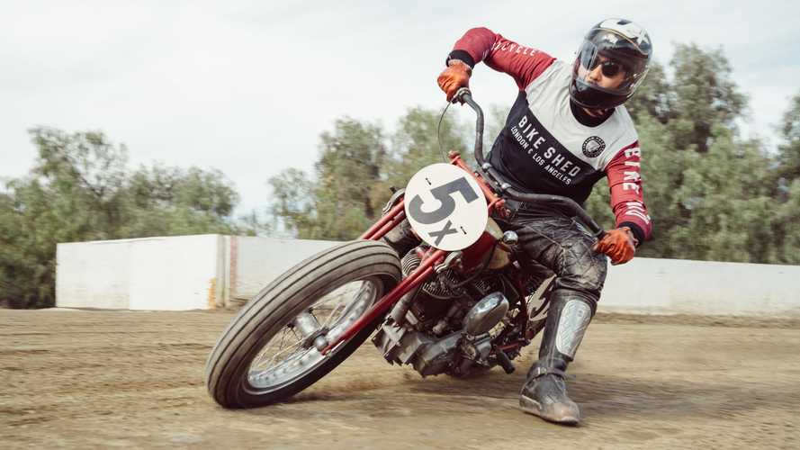 The Bike Shed Motorcycle Club x Indian Motorcycle Casual Apparel Collection