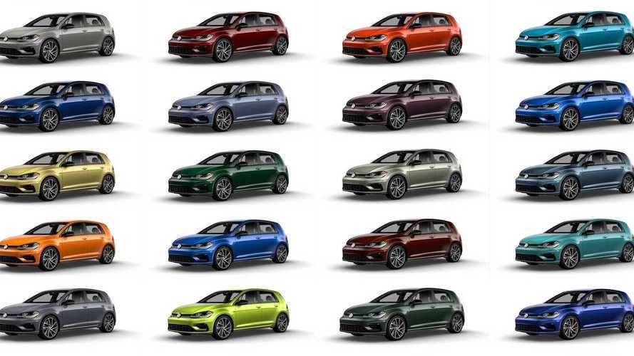 ¿Qué colores nos gustan más para nuestros coches?