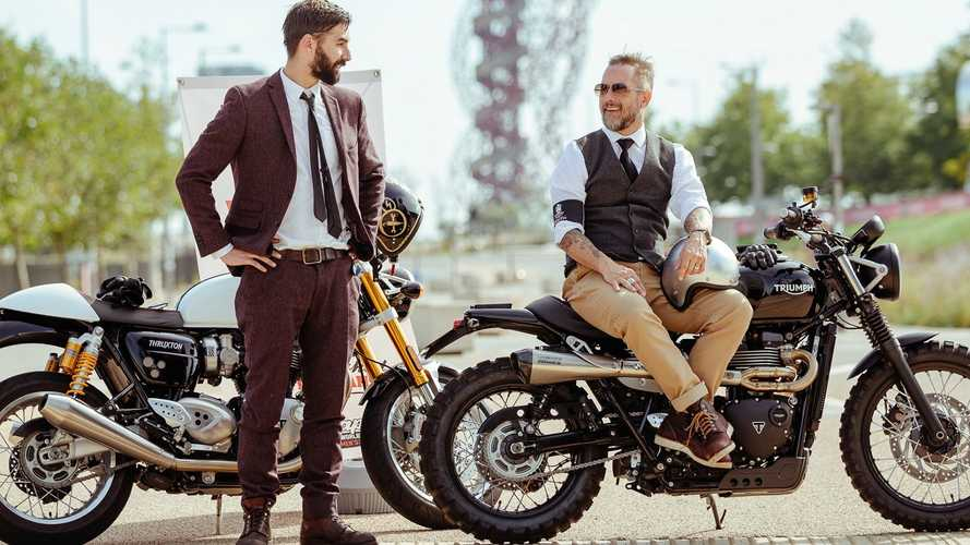 Distinguished Gentleman's Ride 2020, beneficenza solitaria