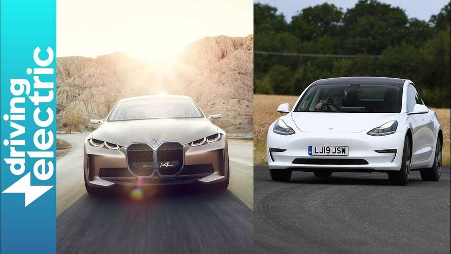 Tesla Model 3 Vs BMW i4 Concept: Will The Bimmer EV Rise To Compete?