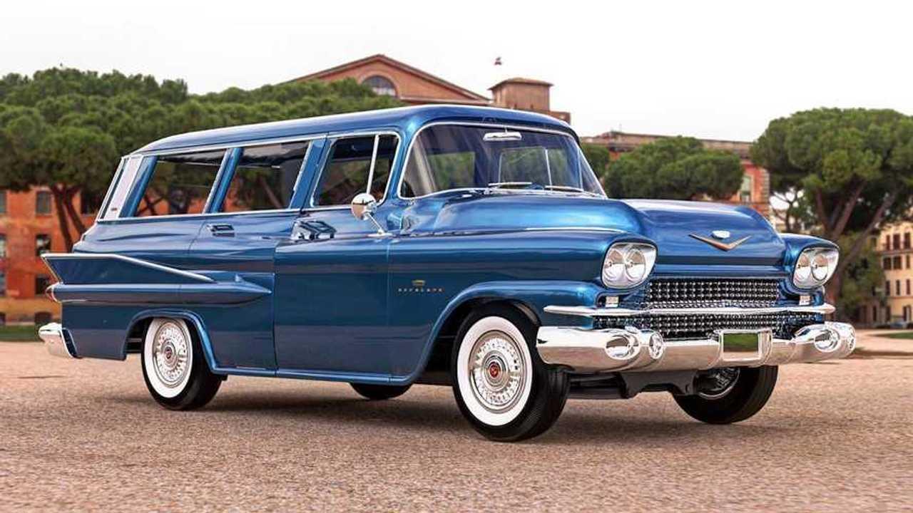 1959 Cadillac Escalade Rendering by Abimelec Designs