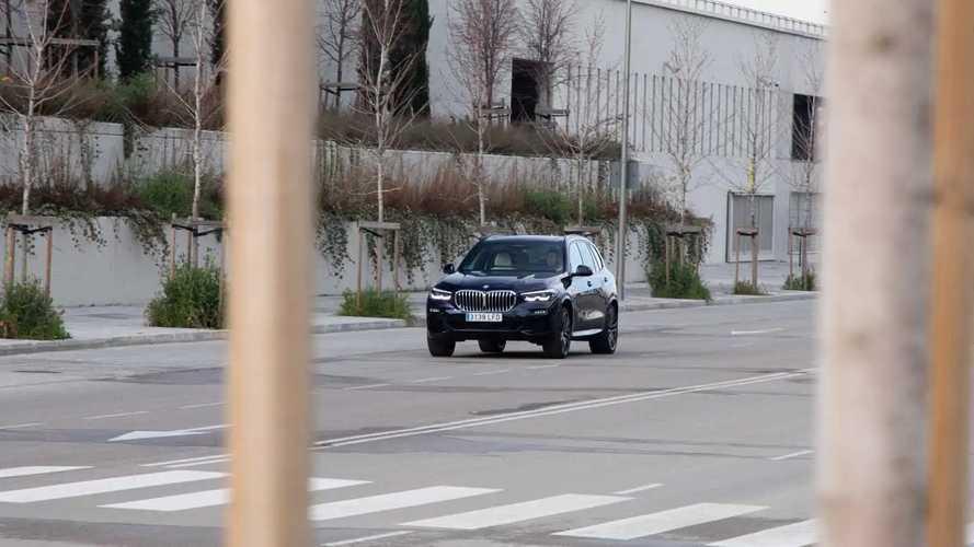 Prueba BMW X5 xDrive45e 2020