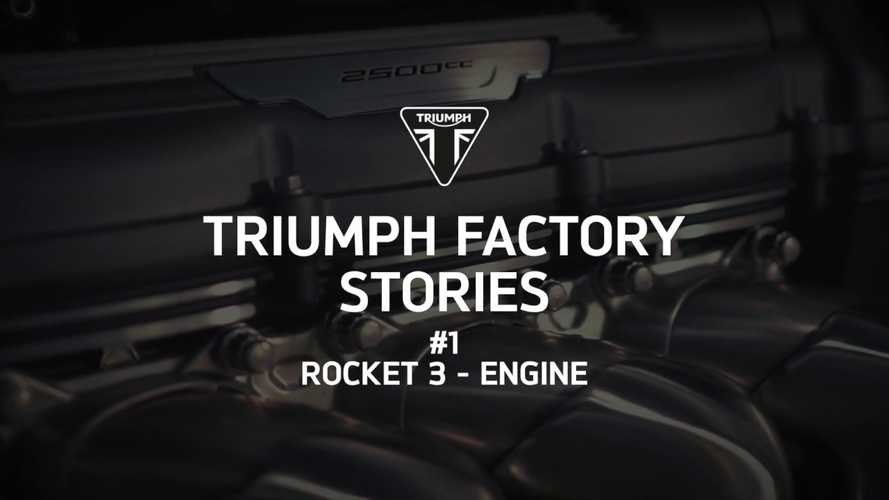 Triumph Factory Stories Takes You Inside A Rocket III Engine
