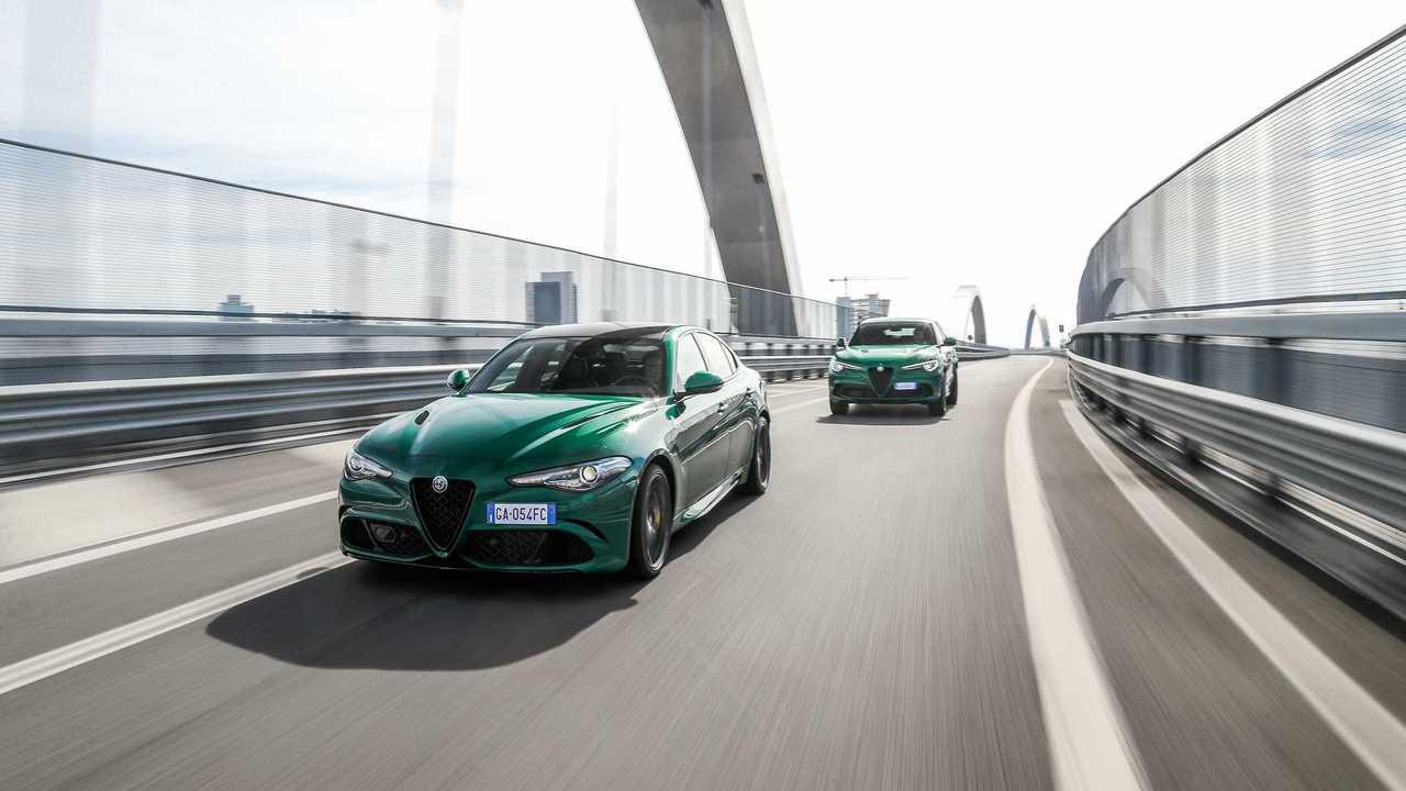 2020 Alfa Romeo Giulia Quadrifoglio és Stelvio Quadrifoglio (Euro Spec)