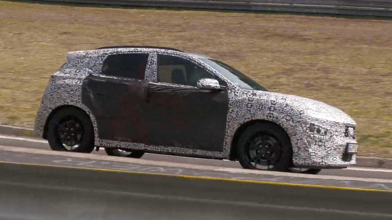 Hyundai Kona N Videó