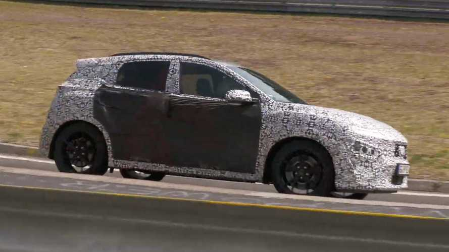 Hyundai Kona N Spied Lapping The Nurburgring, Sounds Great