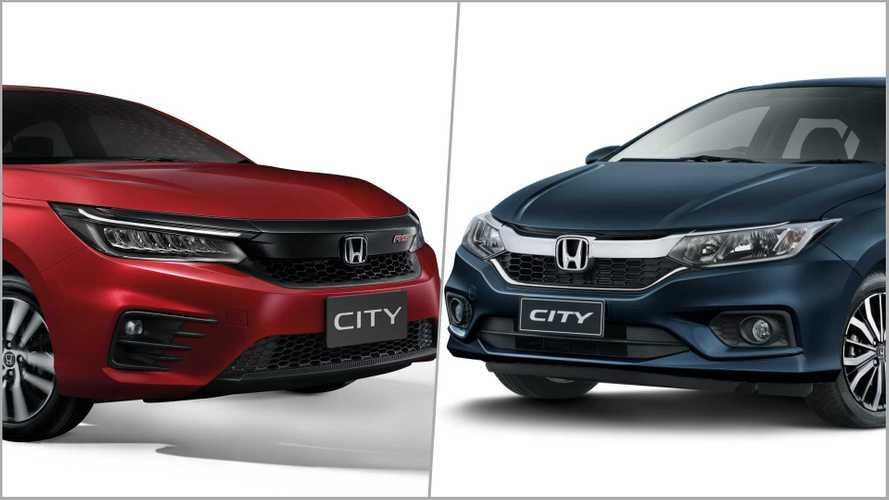 Novo Honda City não vai aposentar totalmente a geração atual
