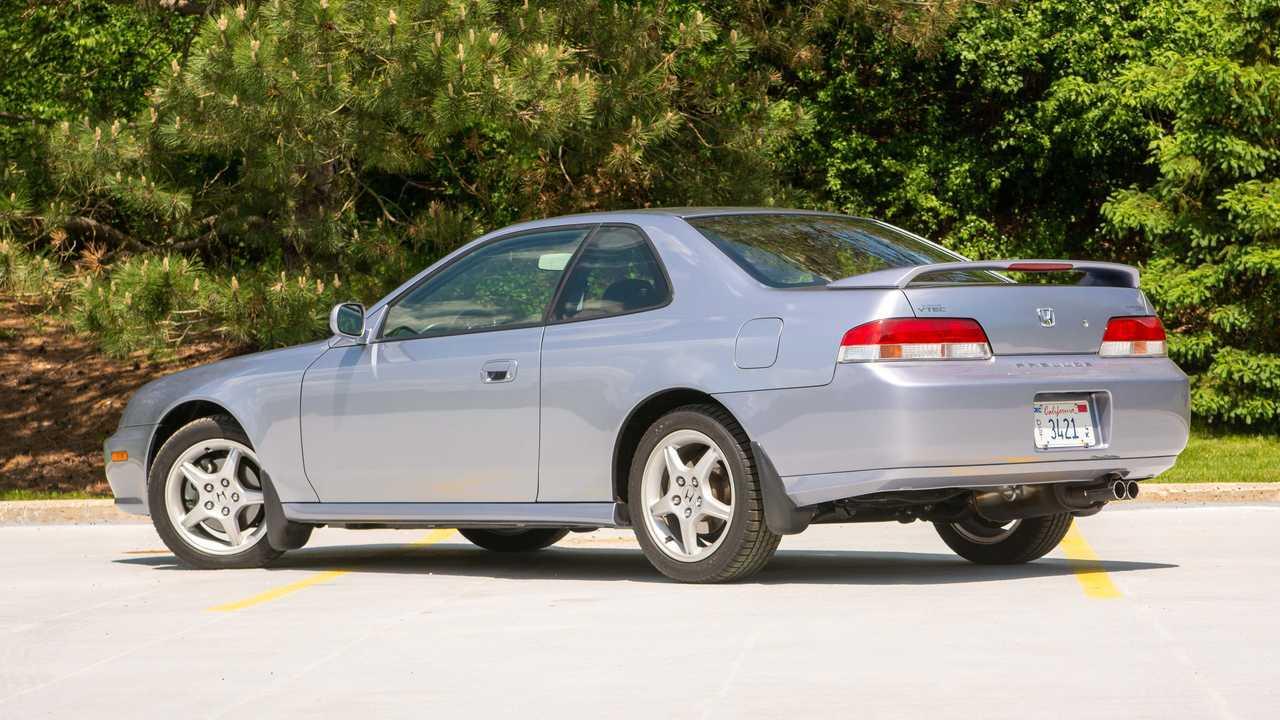 2020 Honda Prelude Type R Spesification
