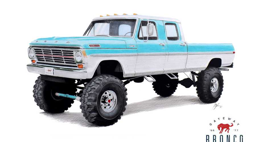 Gateway Bronco F-Series trucks