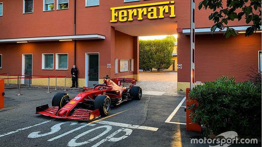 Vídeo: el despertar genial de Maranello con un F1