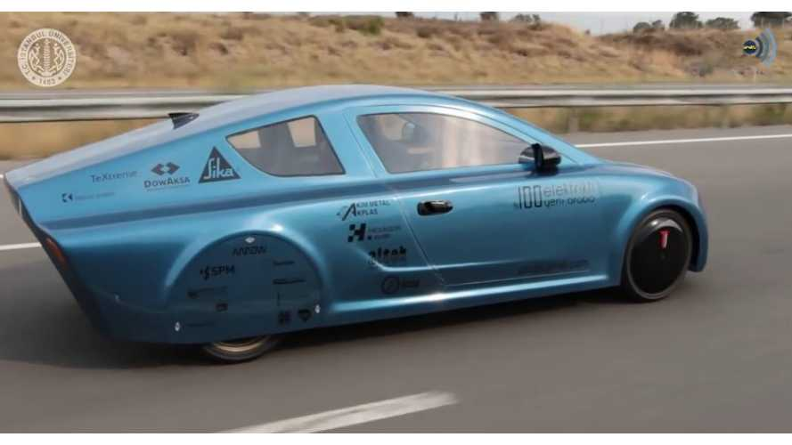 Turkish Electric Car Travels 436 KM On Single Charge (w/videos)