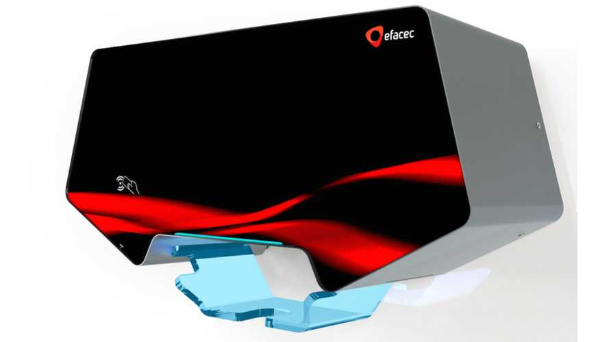 Efacec Unveils 24 kW Semi-Fast Charger